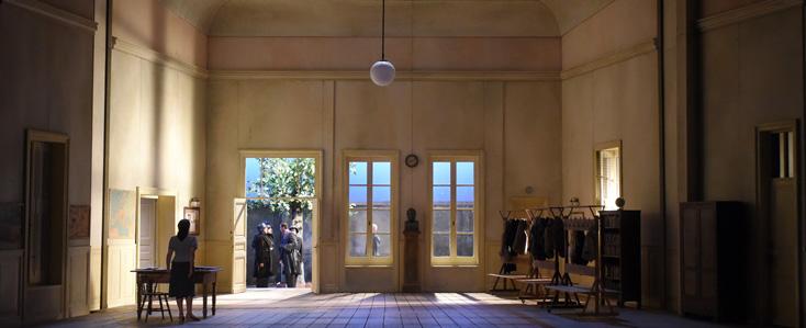 Cecilia Bartoli incarne Norma, dans la mise en scène de Caurier et Leiser