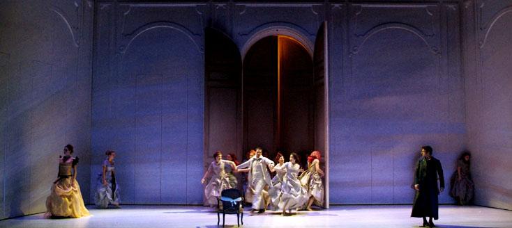 le Grand Théâtre de Luxembourg joue Le nozze di Figaro de Mozart