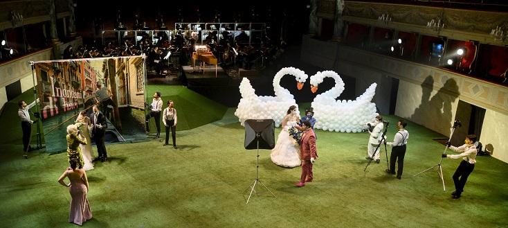 Une rareté de Donizetti qu'aucun public ne vit plus depuis deux siècles !