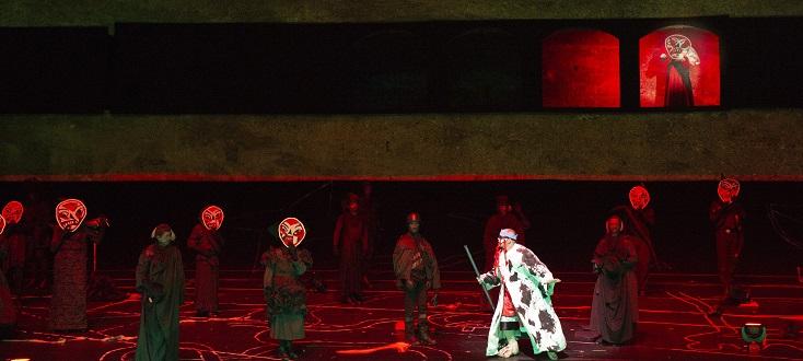 Œdipe, opéra de George Enescu au Festival de Salzbourg 2019