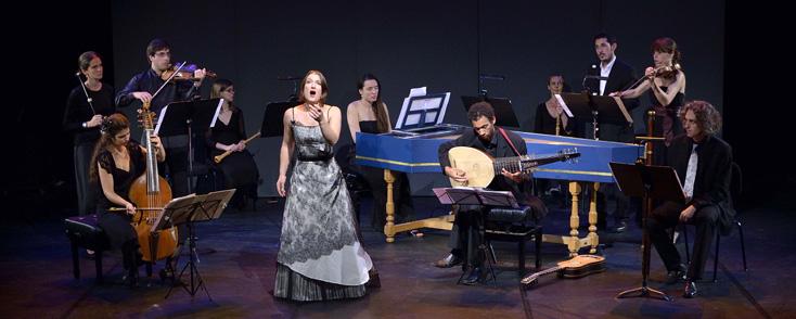 Les Ombres, un jeune ensemble baroque en concert à Lyon