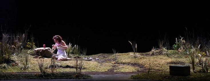 """""""Eugène Onéguine"""" de Tchaikovski mis en scène par Jan Essinger à Bregenz"""