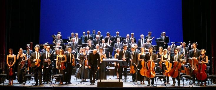 Jurjen Hempel dirige l'Orchestre Symphonique de l'Opéra de Toulon