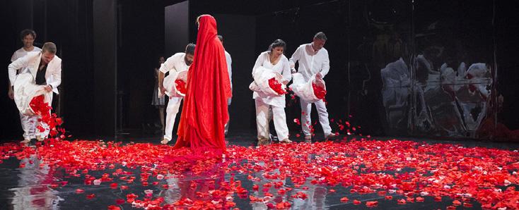 Orfeo par-delà le Gange, un spectacle de Françoise Lasserre