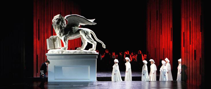Keith Warner signe un Otello assez décevant à Londres, avec Jonas Kaufmann