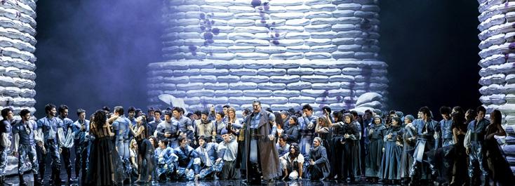 nouvel Otello (Verdi) de Turin : passionnante mise en scène de Walter Sutcliffe