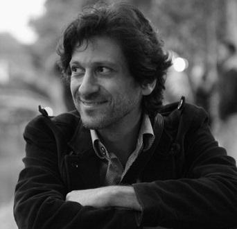 Lorenzo Pagliei, jeune compositeur joué à l'Abbaye de Royaumont, en 2018
