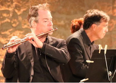 …de trios en quintettes… Dvořák, Schubert, Martinů et Vierne à l'Empéri