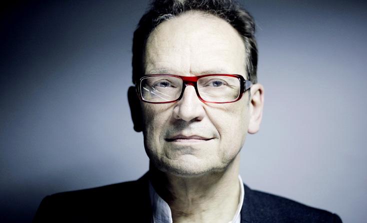 Marc Monnet, compositeur et directeur du Printemps des arts de Monte-Carlo