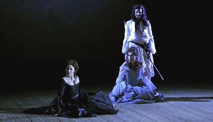 Anna Maria Panzarella, superbe dans Zoroastre à Drottningholm (Suède)