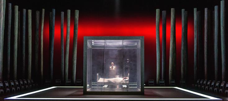 Stephen Langridge signe le nouveau Parsifal (Wagner) de Londres