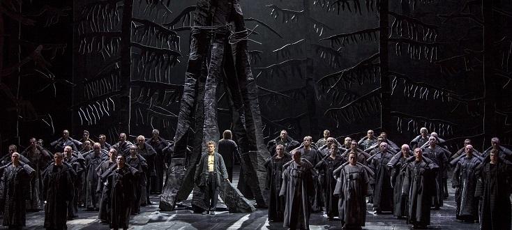 Pierre Audi et Georg Baselitz magnifient Parsifal à l'Opéra de Munich