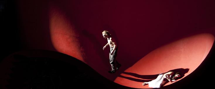 Pelléas et Mélisande (Debussy) dans le décor d'Anish Kapoor à Bruxelles