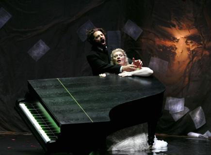 Les pêcheurs de perles (Bizet) à Strasbourg, mis en scène de Vincent Boussard