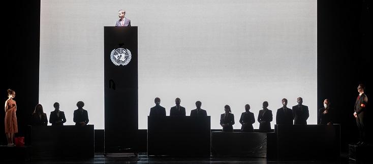 """""""Le messie du peuple chauve"""" d'Éric Breton en création mondiale"""