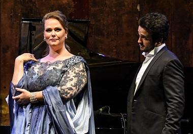 Jessica Pratt et Xabier Anduaga en récital à Martina Franca