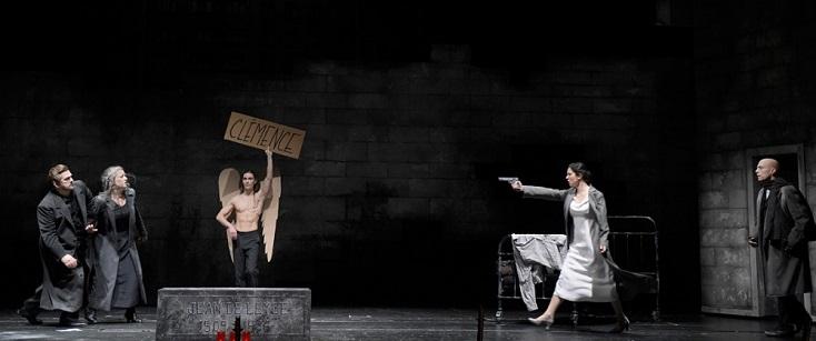 """Olivier Py met en scène """"Le prophète"""" de Meyerbeer à la Deutsche Oper Berlin"""