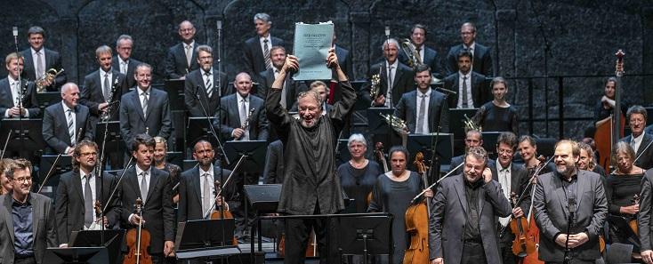 Der Prozess, opéra de Gottfried von Einem, en version concert à Salzbourg