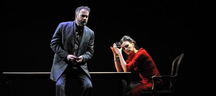 Le Liceu (Barcelone) reprend Quartett, opéra de Luca Francesconi