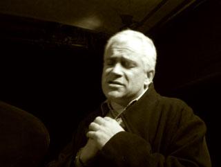 le ténor Gilles Ragon chante Winterreise à La Péniche Opéra