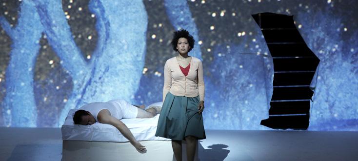 À Aix, Eivind Gullberg Jensen joue The Rake's Progress, opéra de Stravinsky