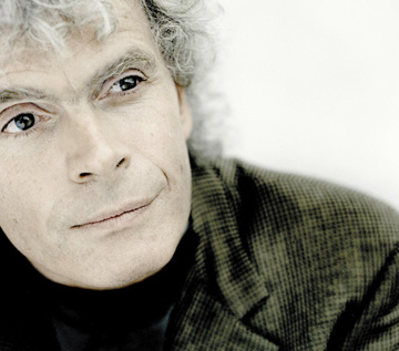 Simon Rattle dirige l'Orchestra of the Age of Enlightenment