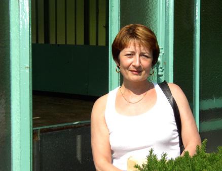 Anne-Marie Réby rencontre le musicologue Bertrand Bolognesi, juin 2004