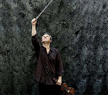 le violoniste russe Vadim Repin en concert chambriste à Pleyel (Paris)