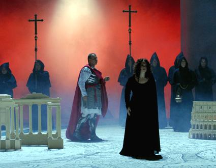 Rienzi, opéra de jeunesse de Wagner, repris à Leipzig pour le bicentenaire 20133