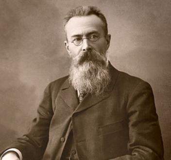 Nikolaï Rimski-Korsakov, à l'honneur de ce concert chambriste