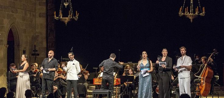 Au Festival Castell Peralada, Xavier Sabata est Rinaldo, le héros d'Händel
