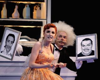 une louffoquerie signée Donizetti à l'Opéra de Lausanne !