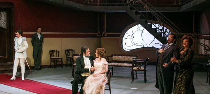 Jun Märkl joue Der Rosenkavalier, opéra de Richard Strauss, à Budapest