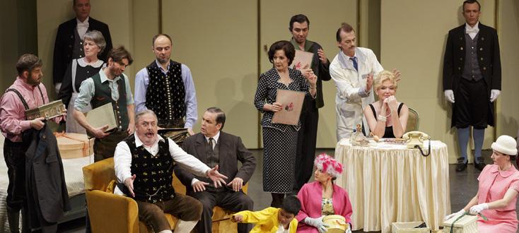 Der Rosenkavalier, opéra de Richard Strauss