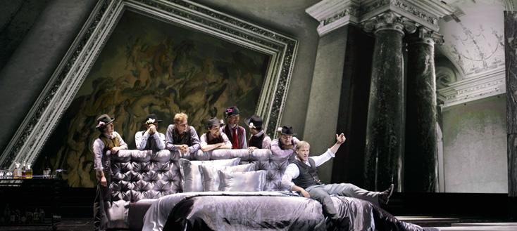 Harry Kupfer signe le nouveau Rosenkavalier de Salzbourg 2014 : superbe !
