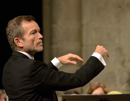 Christophe Rousset joue Tamerlano d'Händel au Festival d'Ambronay 2016