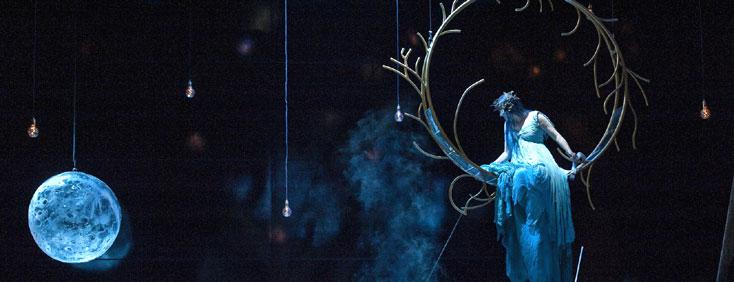Rusalka de Dvořák à l'Opéra de Monte-Carlo, mis en scène par Dieter Kaegi