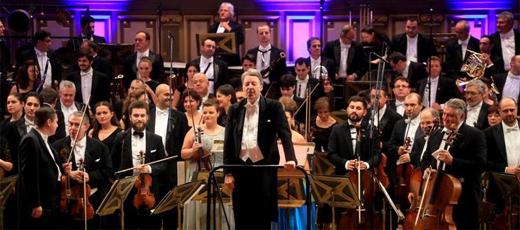 au festival Enescu de Bucarest, Peter Ruzicka dirige sa propre musique