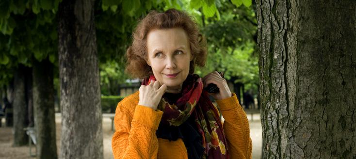à l'honneur, la compositrice Kaija Saariaho, à l'Ambassade de Finlande (Paris)