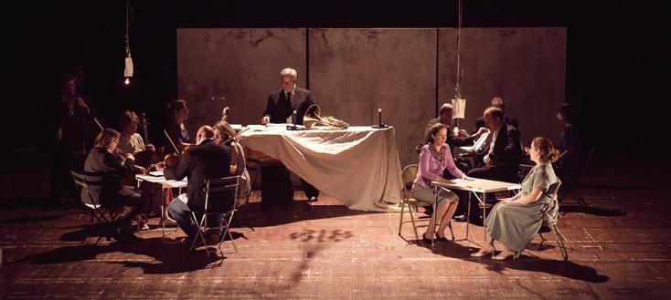 Le jeune sage et le vieux fou, opéra-comique de Méhul à la BnF Mitterrand