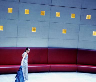 Salomé de Richard Strauss, mis en scène par Sven-Eric Bechtolf à Zürich