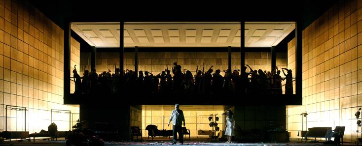 Damiano Michieletto met en scène Samson et Dalila (Saint-Saëns) à Paris