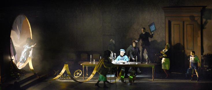 Bruno Ravella met en scène Gianni Schicchi à l'Opéra national de Lorraine