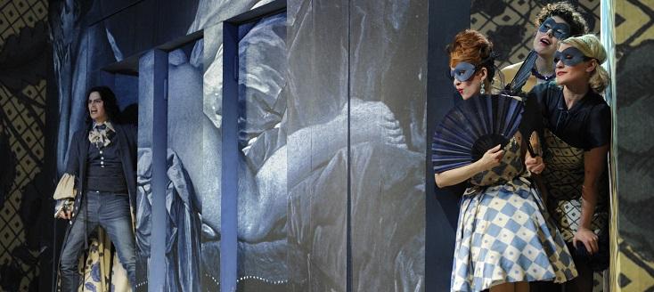 "Rafraîchissante ""Scuola de' gelosi"" de Salieri à l'Opéra de Cologne !"