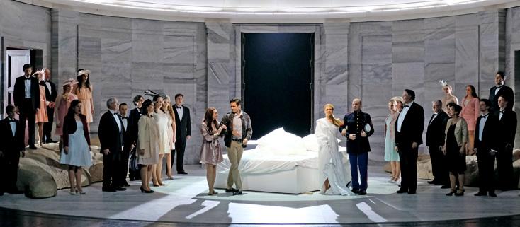 Floris Visser signe la nouvelle Sémélé du Händel Festspiele de Karlsruhe