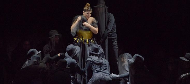 à La Fenice de Venise, l'excellente Jessica Pratt est la Sémiramis de Rossini !