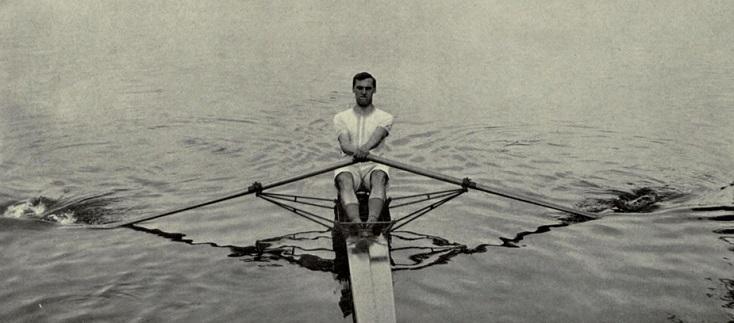 Frederick Septimus Kelly (1881-1916), compositeur et champion d'aviron...