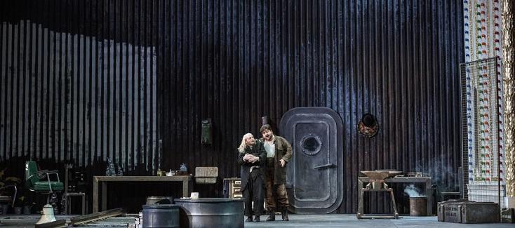 Dietrich W. Hilsdorf signe le nouveau Ring (Wagner) à Düsseldorf (Oper am Rhein)
