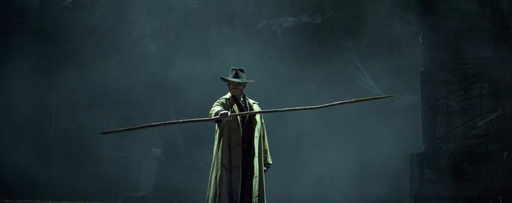 troisième volet du Ring (Wagner) de Dieter Dorn au Grand Théâtre de Genève