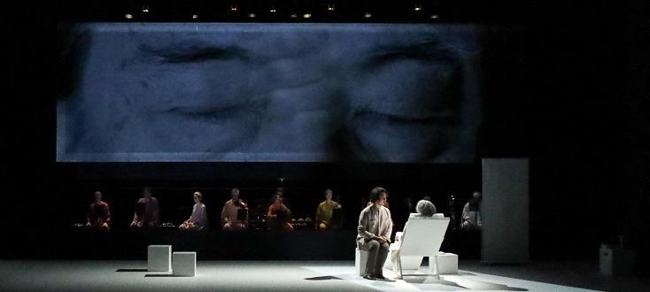 Création mondiale d'En silence, opéra d'Alexandre Desplat